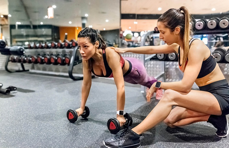 Picking a Personal Fitness Trainer